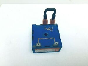 Blodgett Bc14g Ab Commercial Oven Ac Phase Control P n 0330