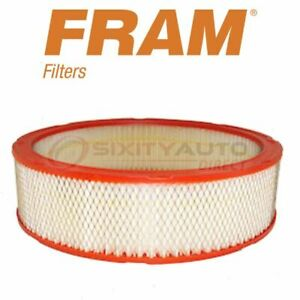 Fram Air Filter For 1960 1963 Plymouth Fleet Special Intake Inlet Manifold Cd