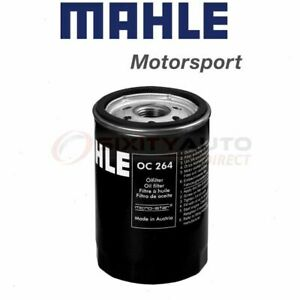 Mahle Engine Oil Filter For 2000 2006 Audi Tt Oil Change Lubricant Filters Wn