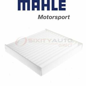 Mahle Cabin Air Filter For 2009 2013 Toyota Corolla Hvac Heating Rv