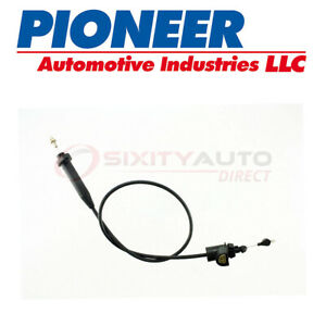Pioneer Auto Transmission Detent Cable For 1986 1989 Chevrolet Caprice 5 0l Yr