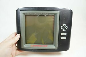 Bottom Line Tournament 480 Max Fish Finder for parts no power untested