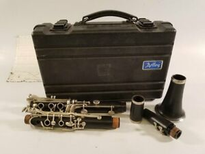 Artley Simulated Wood Clarinet with Case