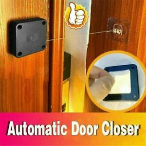 Portable Home Quality Punch free Automatic Sensor Door Closer Office Doors Off