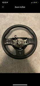 Dodge Dart Steering Wheel With Controls 2013 2014 2015 2016