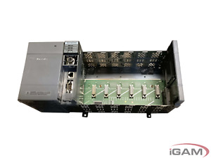 Allen Bradley 1746 a7 7 slot Chassis W 1746 p2 Power Supply