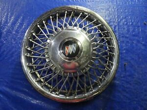 1989 1991 Buick Lesabre Electra Park Avenue 14 Wire Spoke Wheel Cover A
