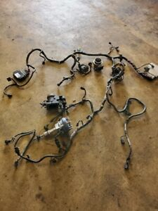 1994 1995 Ford Mustang Gt Cobra 5 0 V8 Engine Wiring Harness Distributor Ccrm