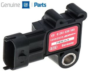 Genuine Gm Oem 3 Bar Lsa Ls9 Supercharged Map Sensor Ls Cts V Camaro Corvette