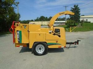 2004 Vermeer Bc1000xl Wood Chipper brush Cutter Forestry Arborist