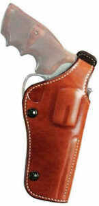 Galco Dual Position Belt Holster Smith Wesson N Frame Revolver W 5 Barrel