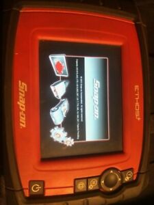 Snap on Ethos Plus Eesc319 Obdii Scanner Diagnostic Tool