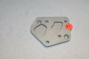 Used Hurst 3176 Shifter Mounting Plate 65 68 Mustang 289 302 Small Block j1