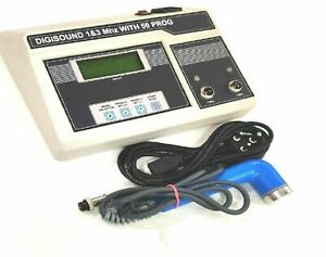 Ultrasound Ultrasonic Therapy 1mhz 3mhz Physical Pain Relief Therapy
