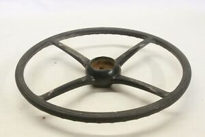 Original 1940 1941 1942 1946 1947 Ford Truck 4 spoke 18 Steering Wheel Fomoco