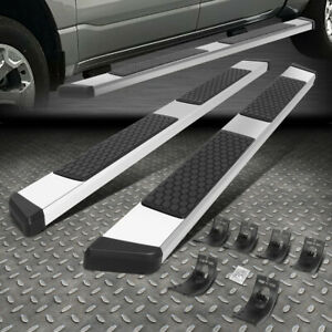 For 09 20 Dodge Ram 1500 2500 3500 Crew Cab 5 5 Ss Side Step Bar Running Boards