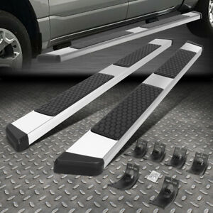 For 09 20 Dodge Ram 1500 2500 3500 Crew Cab 5 Ss Side Step Bar Running Boards