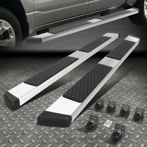 For 09 20 Dodge Ram 1500 2500 3500 Extended Cab 5 5 Ss Step Bar Running Boards