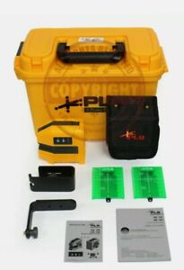 Pls 3g Green Beam Self leveling Laser Level Dot Plumb Layout framing Hilti