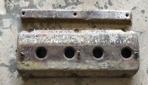 Dodge Red Ram Hemi Valve Cover Only One