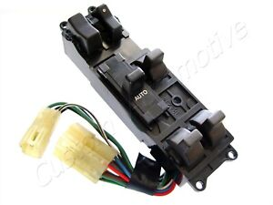 81 84 Toyota Cressida Power Window Master Switch Driver Left Front Electric