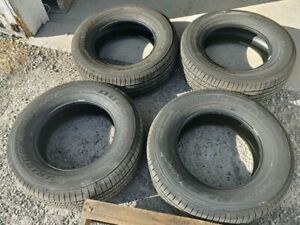 Set Of 4 275 65r18 Bridgestone Dueler Ht New Takeoff 275 65 18