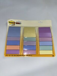 Post it Super Sticky Notes 3 In X 3 In Assorted Colors 15 Pads pack