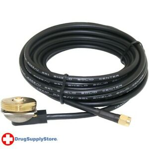 Pe Nmo 3 8 3 4 Hole Mount With Cable Sma Male Connector