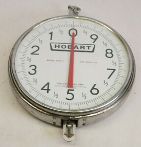Hobart Pr30 1 Hanging Double Sided Dial Scale Capacity 30lb X 1 Oz