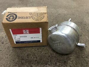 Nos 1961 1962 Corvette Expansion Tank Harrison Gm 3151016 61 62 New In Box