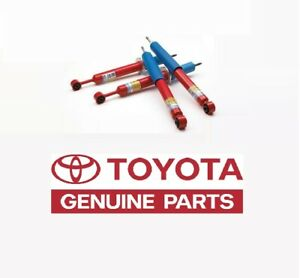New Oem Toyota Tundra 2007 2019 Trd Performance Shocks Front And Rear