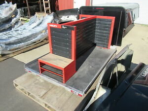 Cg1200 Cargo Glide Ford Gm Truck With Hilti Tool Box Shelves