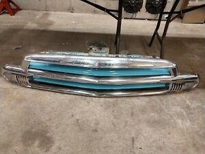 1951 Chevy Car Grill