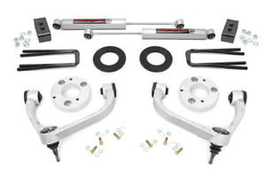 Rough Country 3 Bolt On Lift Kit W N3 Shocks For 09 13 F150 4wd 51013
