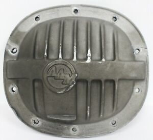 1993 2002 Camaro Firehawk Gm 10 Bolt Aam Rear Differential Cover Used Gm blem