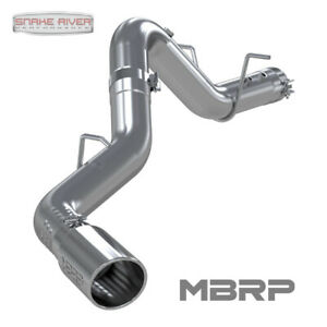 Mbrp 4 Exhaust For 2020 2021 Chevy Gmc Duramax Diesel 6 6l Filter Back S6059al