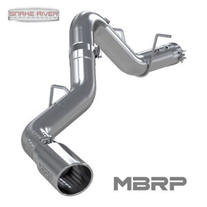 Mbrp 4 Exhaust For 20 21 Chevy Gmc Duramax Diesel 6 6l Filter Back S6059304