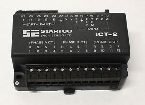 Startco Ict 2 Ground Fault Relay Tester 3f1