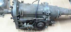1966 C4 Ford Mustang Transmission With Torque Converter And Bell Housing 6 Cyl