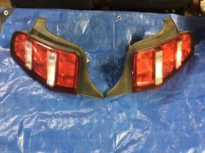 Mustang Tail Lights 2010 2011 2012
