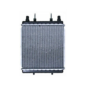 Rad3106 New Replacement Auxiliary Radiator Fits 2016 2019 Chevrolet Camaro