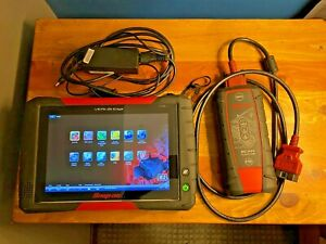 Snap on Verus Edge Scanner With M4 Scope And Wireless Module With 18 2 Update