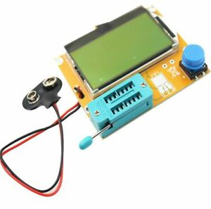 Lcd Display Esr Transistor Tester Multifunctional Capacitor Scr Mos Tube Triode