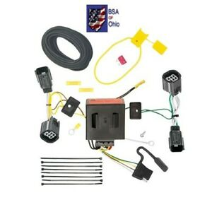 Trailer Hitch Wiring Tow Harness For Dodge Grand Caravan 2019 2020