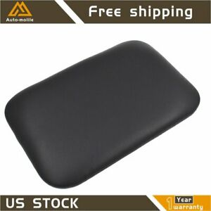 Console Jump Seat Lid Cover For 2007 2014 Chevy Silverado Gm Sierra