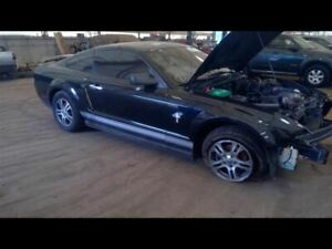 Driver Front Seat Bucket 1st Digit Trim Of Id N Fits 05 09 Mustang 3939146
