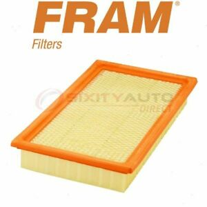 Fram Air Filter For 2010 2012 Ford Fusion Intake Inlet Manifold Fuel Fj