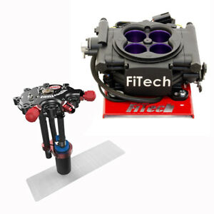 Fitech Meanstreet Efi Fuel Injection System Kit W Hy Fuel Tank