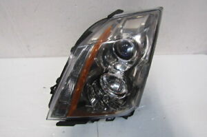 09 2010 0211 2012 2013 2014 Cadillac Cts Left Halogen Headlight T1
