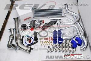 Rev9 Tck 012 Turbonetics T3 Turbo Kit Start Pack Fits Acura Rsx Dc5 2002 05